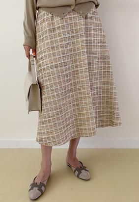 Sweetie skirt (beige)