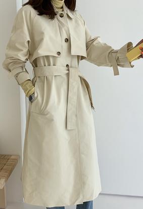 86 Trend Coat (2color)