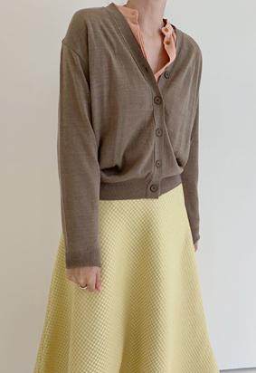 Beidi cardigan (2color)