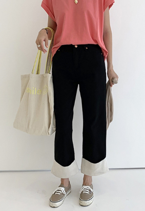 Andra pants (2color)