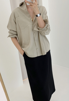 Lina shirt (2color)