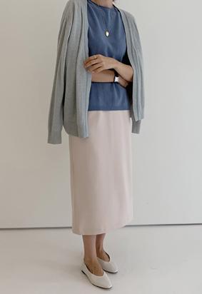 Marcia skirt (beige)